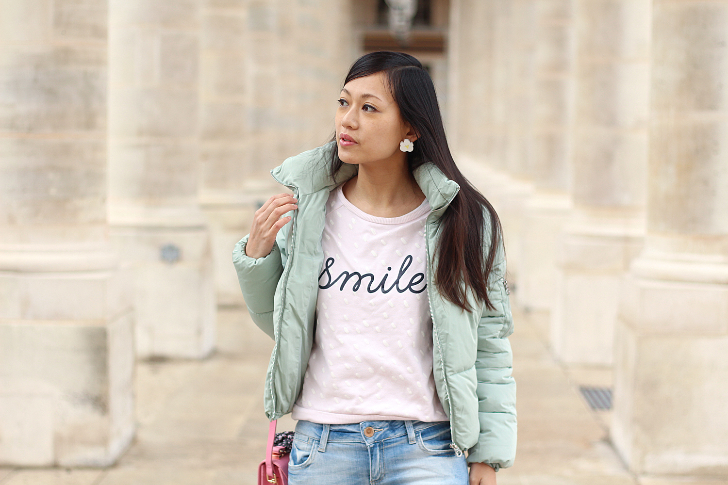 Petite and So What - Smile - sweat Bizzee Smile