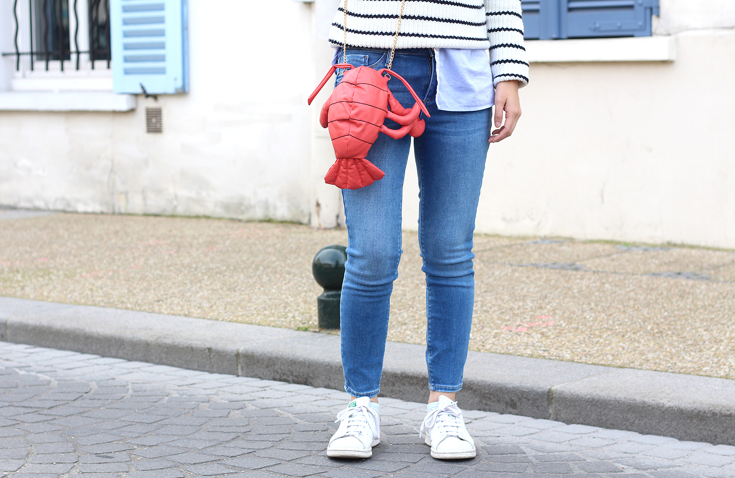 Petite and So What - Sac Larry le homard