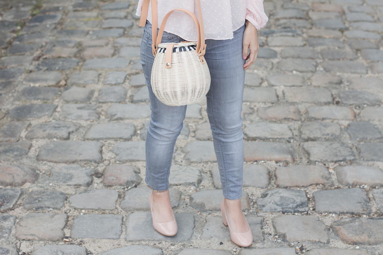petite and so what - premier rayon de soleil - sac Zara