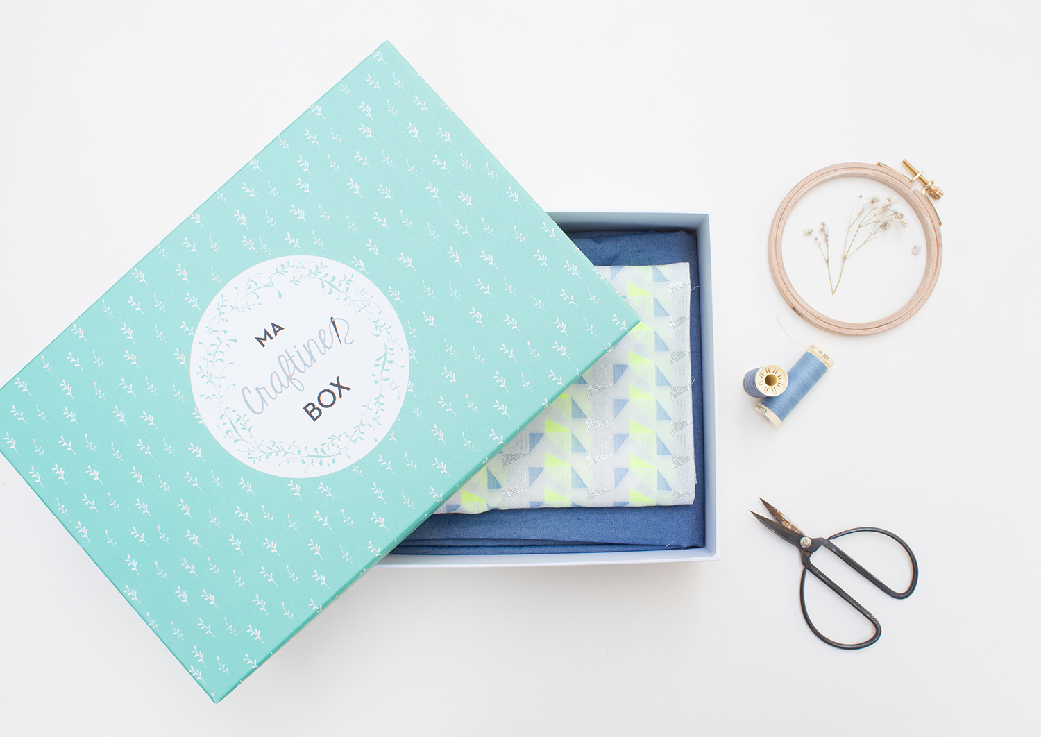 Petite and So What - Craftine Box 2