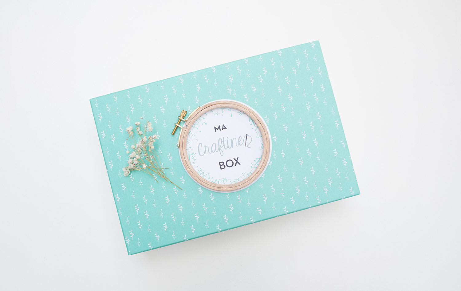 Petite and So What - Craftine Box