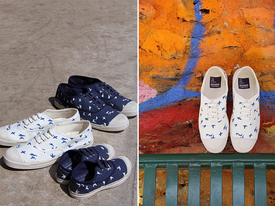 Petite and So What - bensimon x emoi emoi collaboration 2