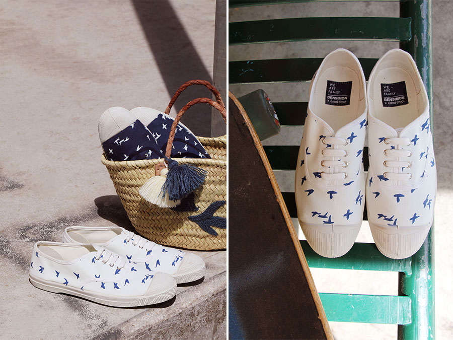Petite and So What - bensimon x emoi emoi collaboration 3