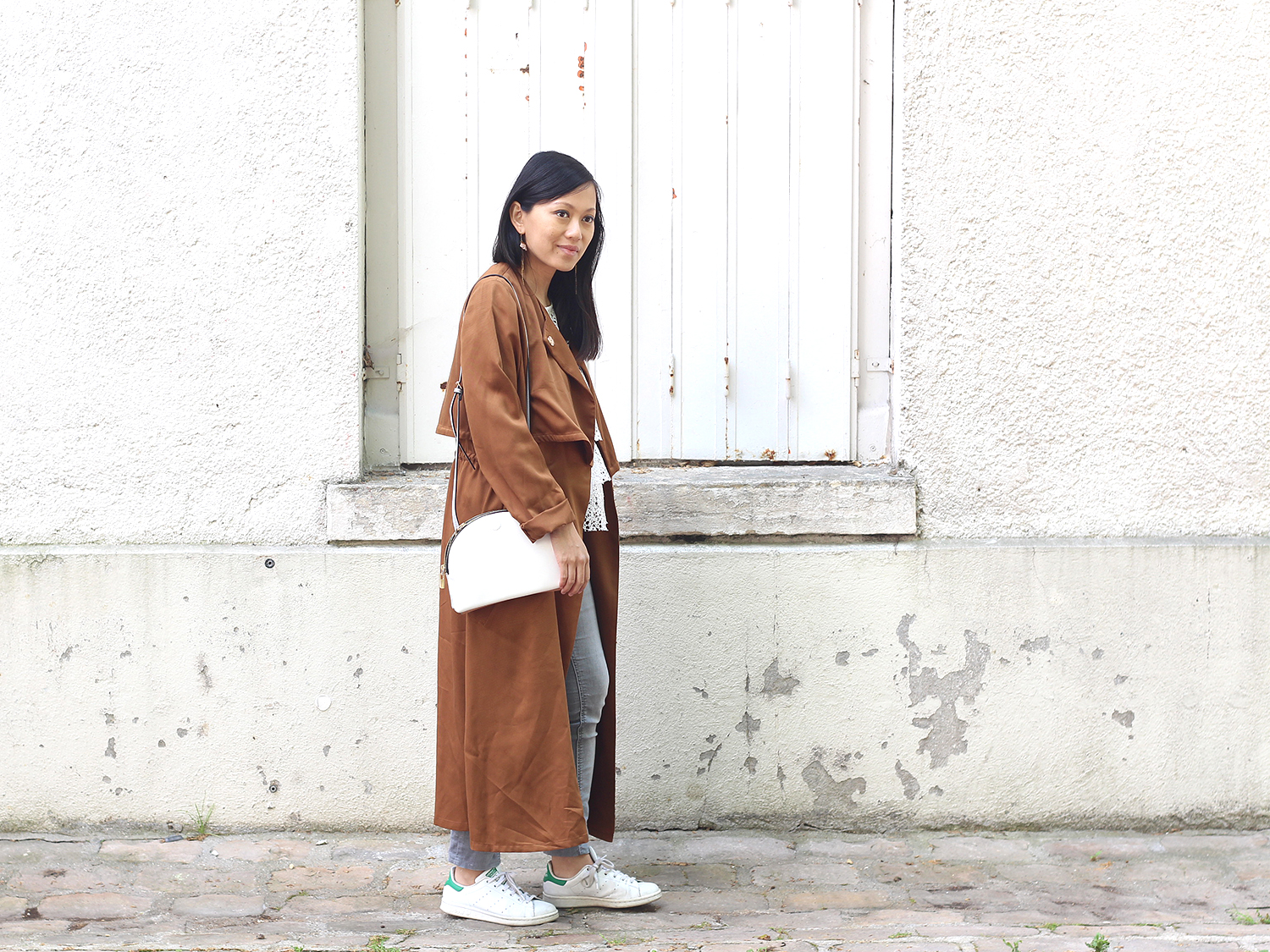 petite and so what - trench long Sinequanone 5