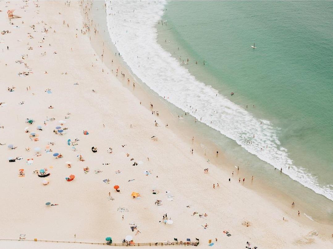 Photo plage - photographe Margot Mchn