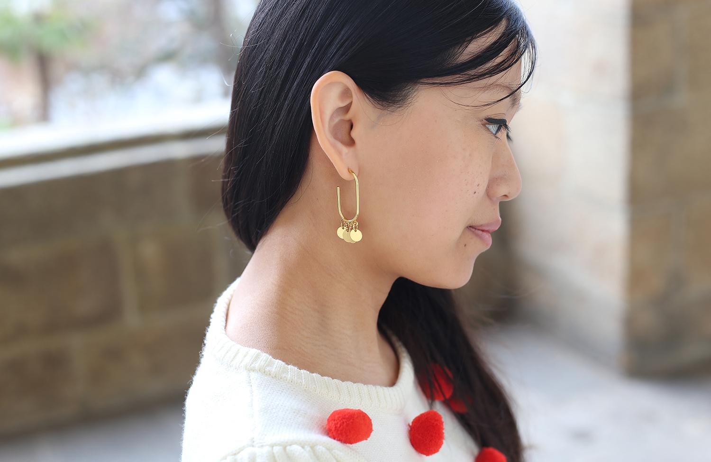 petite and so what - boucles oreilles les bijoux de lu