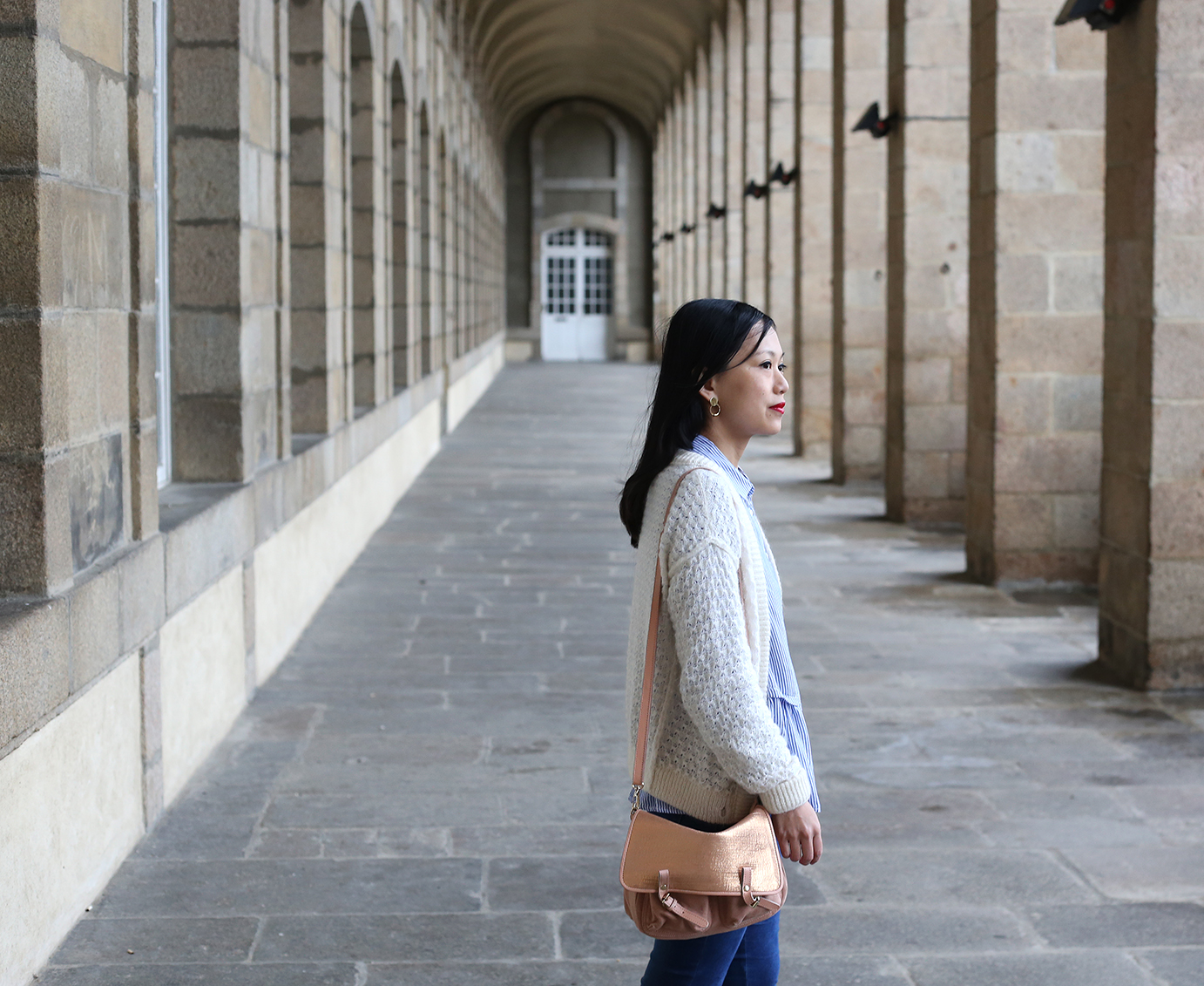 petite and so what - uniforme d hiver 5