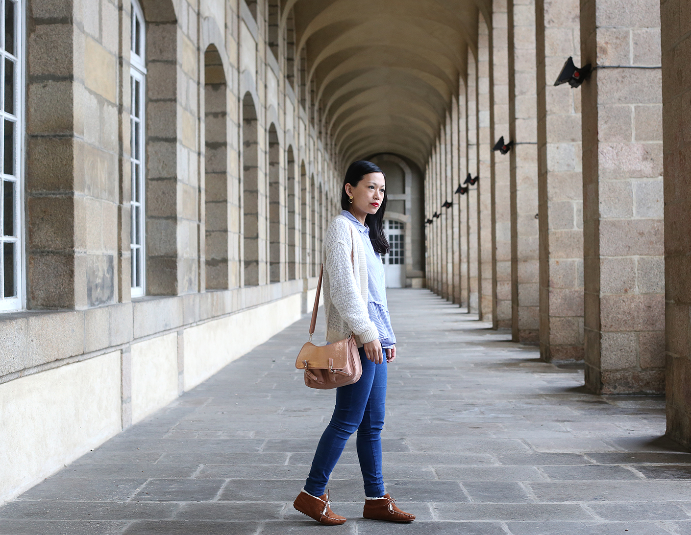 petite and so what - uniforme d hiver 6