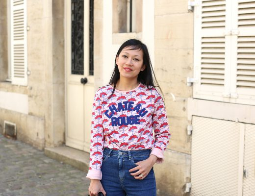 petite and so what - sweat chateau rouge x monoprix collaboration 3