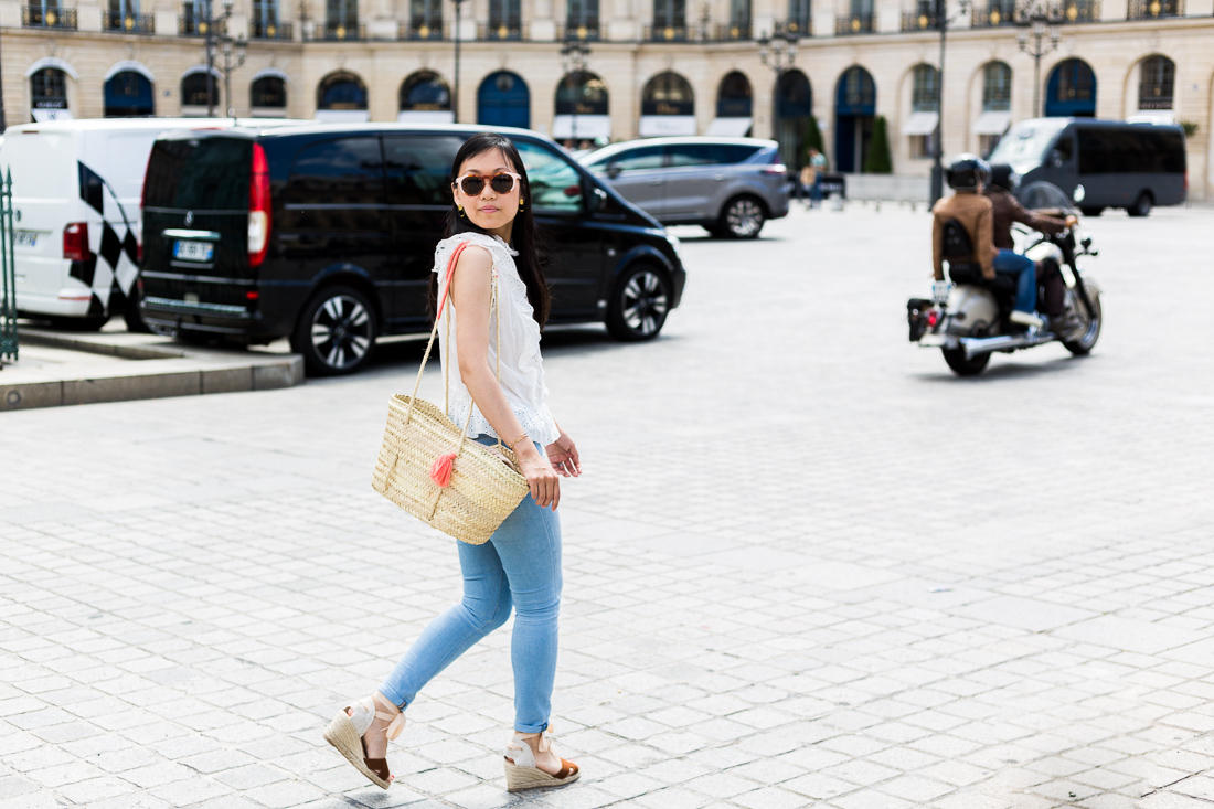 Petite and So What - Welenz Charlotte Deckers - Place vendôme 2