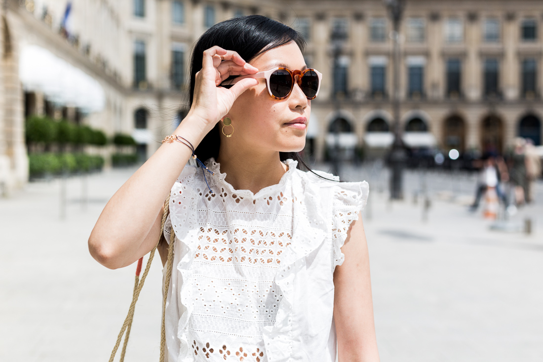 Petite and So What - Welenz Charlotte Deckers - Place vendôme